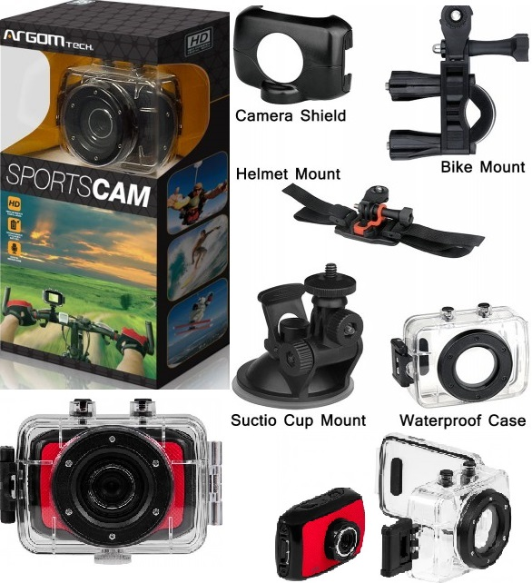 CAMARA DIGITAL ARGOM SPORT ARG-AC-9123 5.0MP