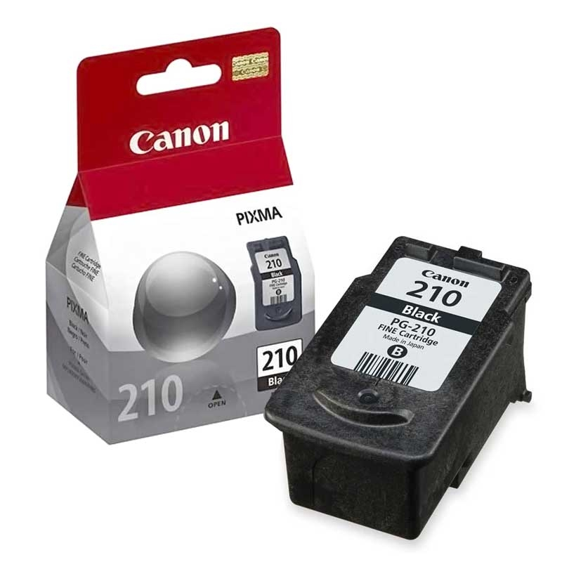 Cartucho Canon Pg210 Black (original)