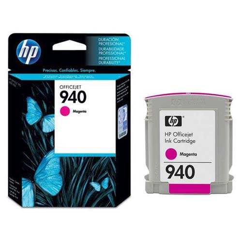 Cartucho Hp C4904a (#940) Magenta Original