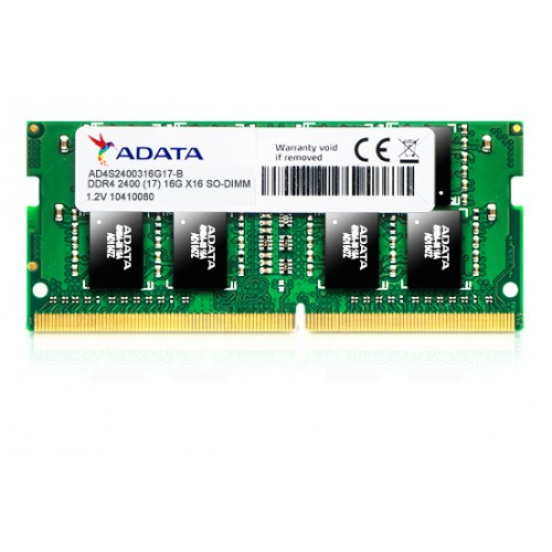 DIMM 4.0 GB DDR4-2400  LAPTOP KVR24N17S6/4