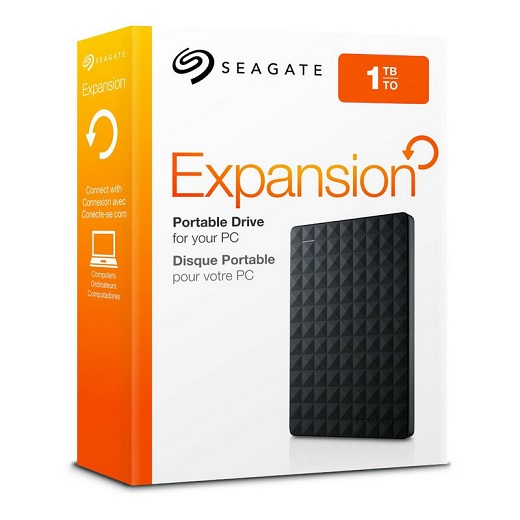 Disco Usb Externo 1tb 2.5 Seagate Expansion