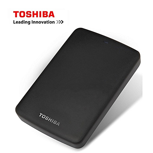 Disco Usb Externo 500gb 2.5 Toshiba Canvio