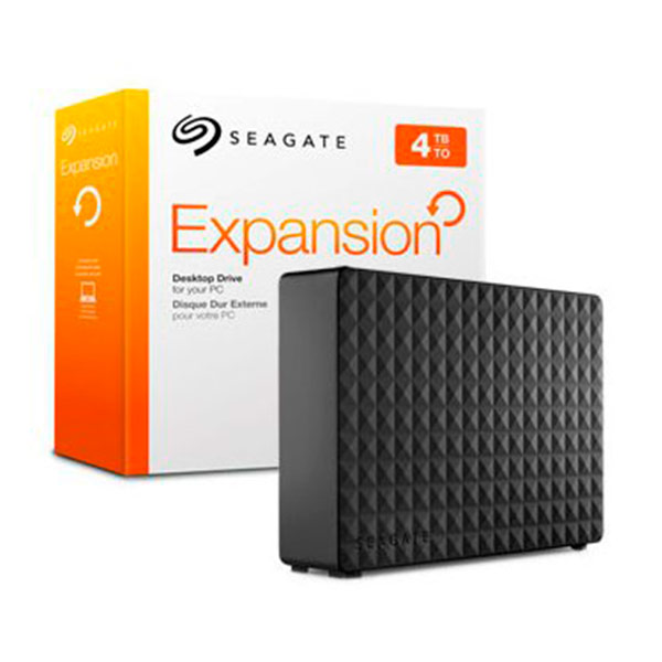 DISCO USB EXTERNO 4TB SEAGATE EXPANSION STEB4000100