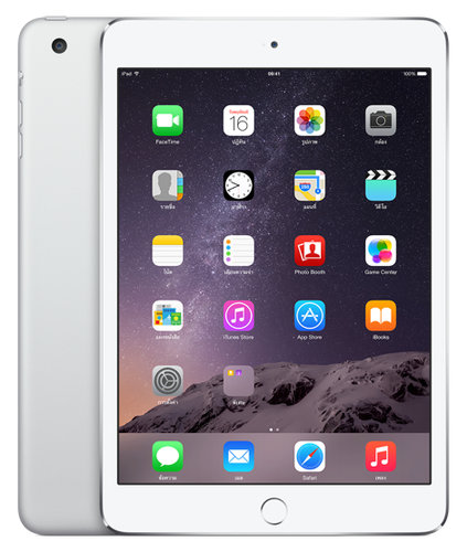 IPAD MINI3 16GB APPLE WIFI MGNV2CL/A GRY