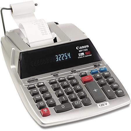 CALCULADORA  CANON MP-11DX