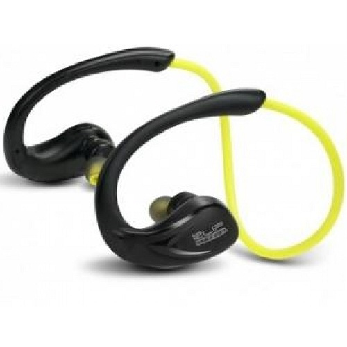 MIC/AUD KLIPX KHS-634YL SPORT YELLOW BLUETOOTH