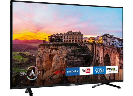 TELEVISOR LED 50 HISENSE 50H5GB SMART TV RFB
