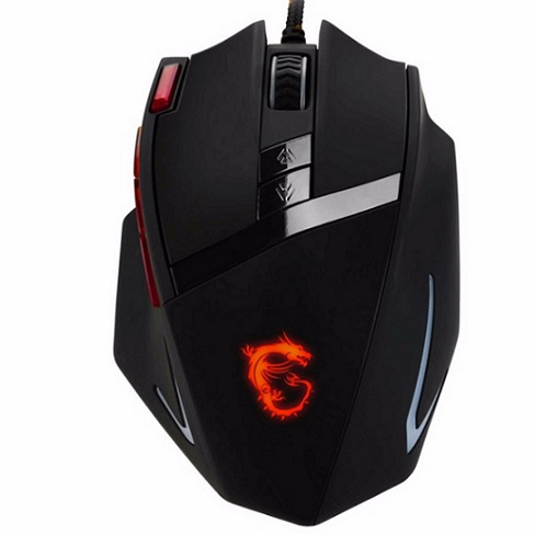 Mouse Usb Msi Gaming Ds2000