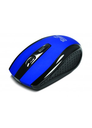 Mouse Wireless Klipx  Kmw-340bl Blue