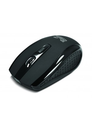 Mouse Wireless Klipx Kmw-340bk Black