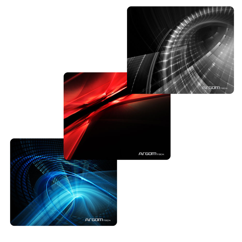 Mouse Pad Argom Galaxia Arg-ac-1235 Colors