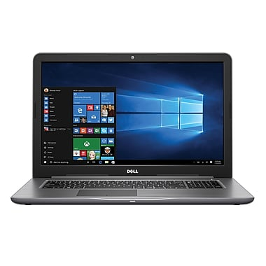 NOTEBOOK DELL INSPIRON I5767-6370 GRY 17.3