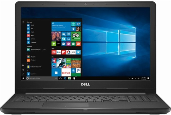NOTEBOOK DELL 15.6 INSPIRON I3567-3276 BLACK