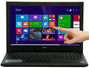 NOTEBOOK DELL INSPIRON I3542-11001 TOUCHSCREEN BLACK