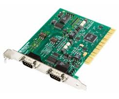 PCI CARD SERIAL COMQTECH MOD. CQ-PCI040