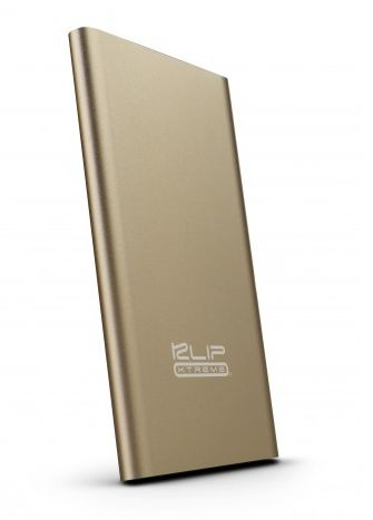 POWER BANK KLIPX KBH-140GD ENOX3700 GOLD