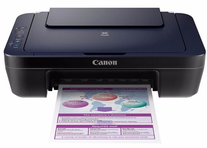 PRINTER CANON PIXMA E402 MULTIFUNCIONAL