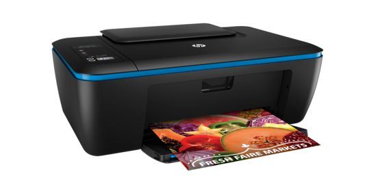 PRINTER HP INK ADVANTAGE ULTRA 2529
