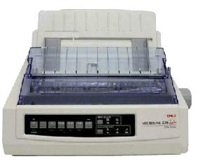 PRINTER OKIDATA ML-320 TURBO