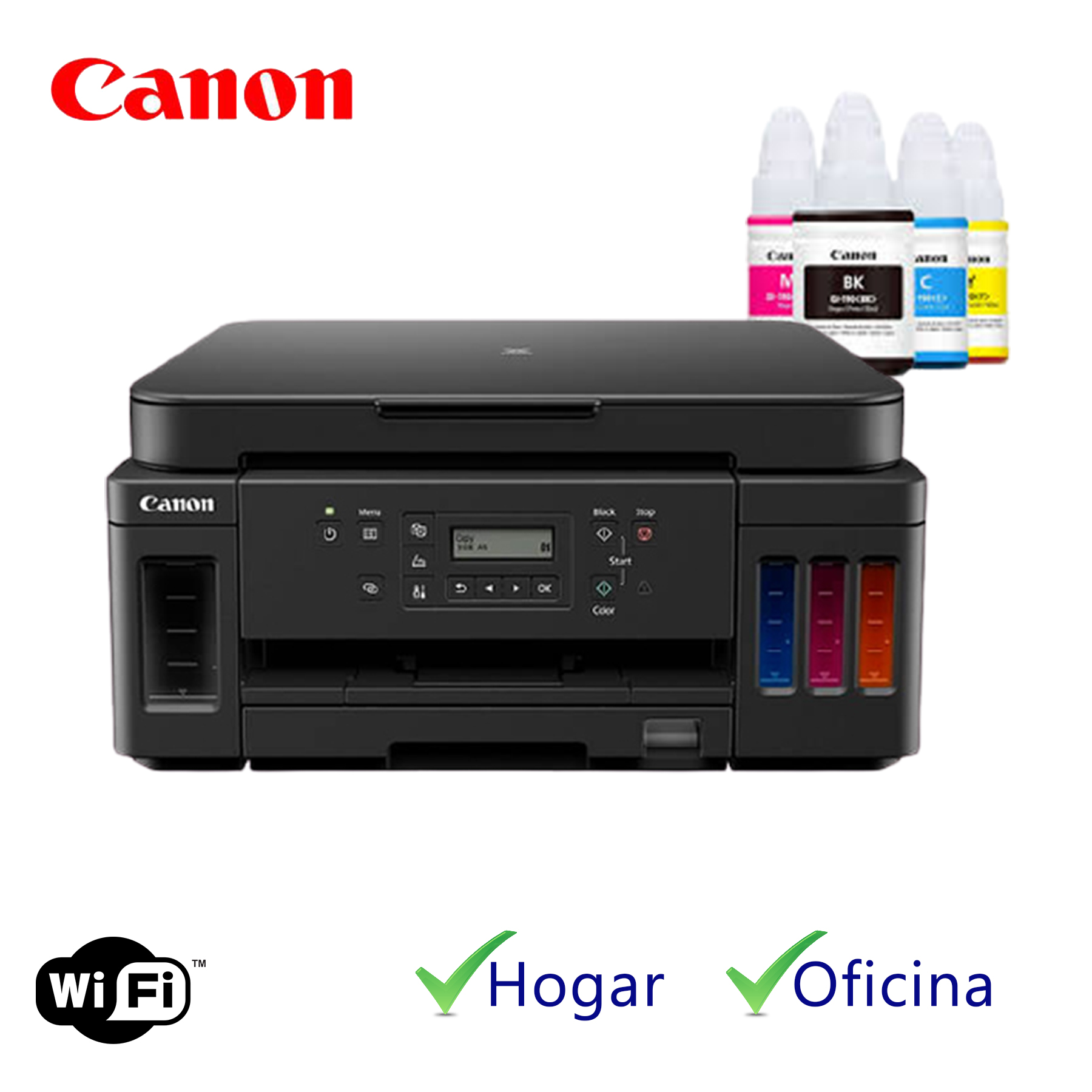 Printer Canon Pixma Inkjet Ip2810