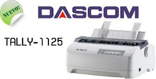 PRINTER FISCAL DASCOM TD-1125 GPRS MATRICIAL 80CL