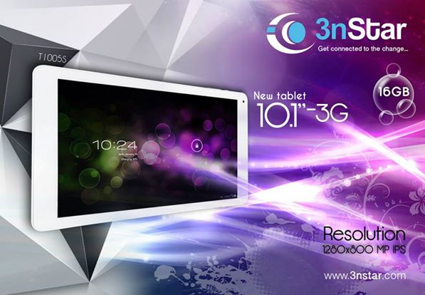 TABLET 10.0 STARTAB 3G T1005S 16GB 1.0GB 3G