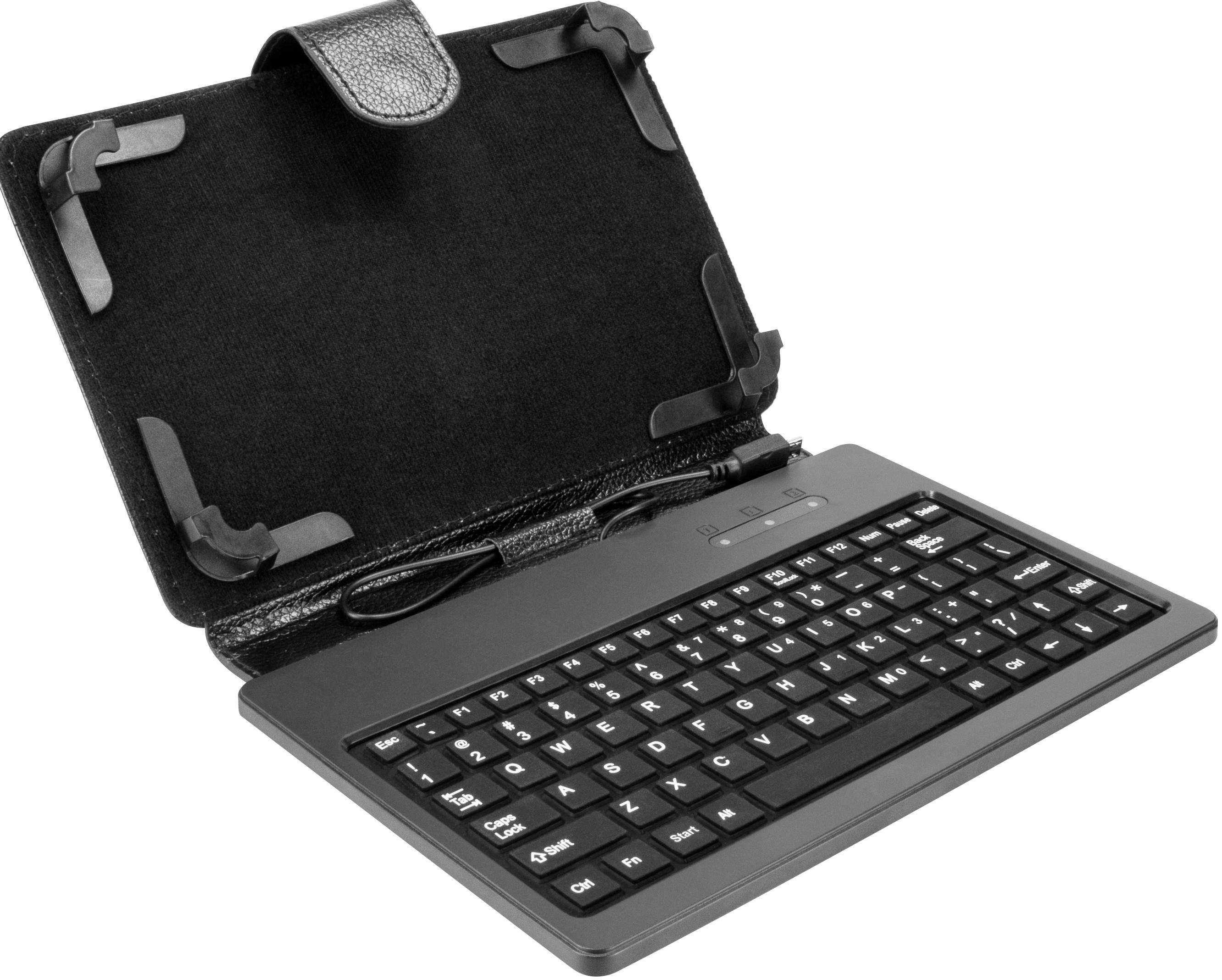 COVER/TECLADO TABLET 7 XTECH XTF-100