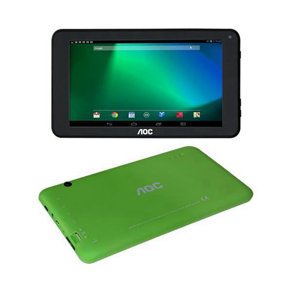 TABLET 7.0 AOC ULTRA-SLIM D70J10-2G GREEN