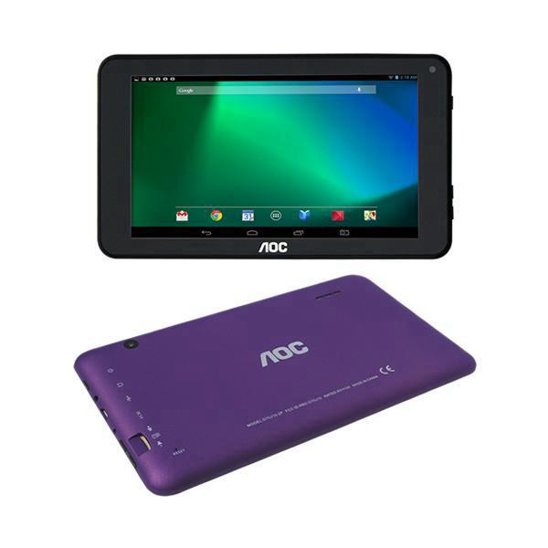 TABLET 7.0 AOC ULTRA-SLIM D70J10-2P PURPLE