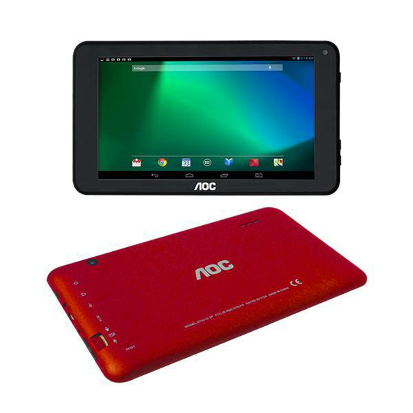 TABLET 7.0 AOC ULTRA-SLIM D70J10-2R RED