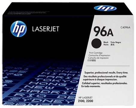 TONER HP-C4096A BLACK ORIGINAL