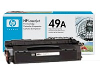 TONER HP-Q5949A BLACK ORIGINAL