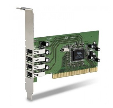 USB 2.0 PCI CARD 4 PORT IMEXX IME-27714