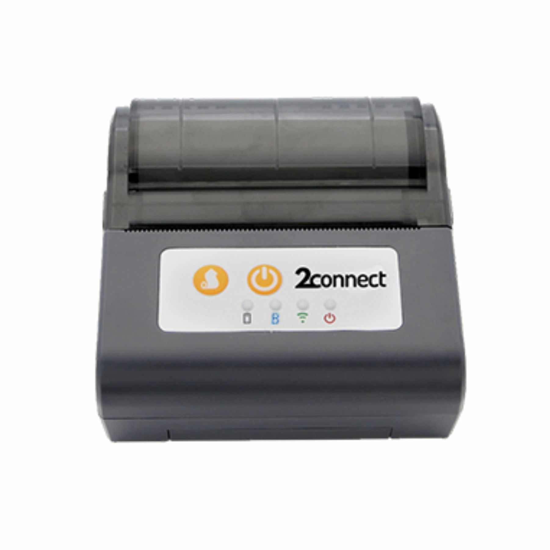 2connect Printer 80mm Portable 2c-p80-c Bluetooth  ( 3pul)
