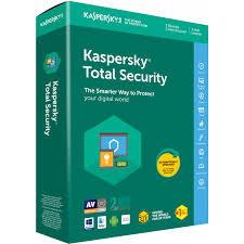 Antivirus Kaspersky Total Security 5 Dispositivos