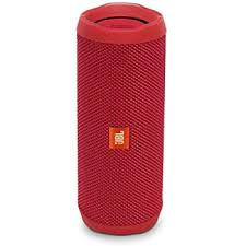 Bocinas Portable Jbl Flip4 Bluetooth Red