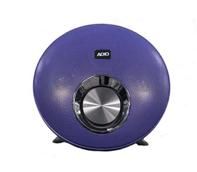 Bocinas Portable K4+ Adio Bluetooth Blue