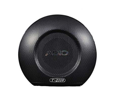 Bocinas Portable Adio T2359 Bluetooth Black