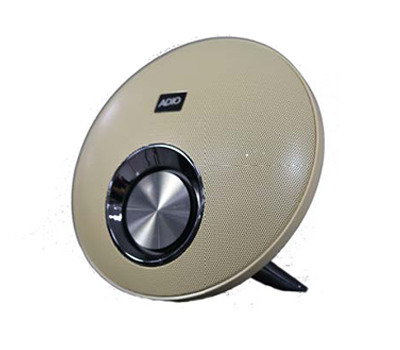 Bocinas Portable K4+ Adio Bluetooth Golden