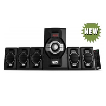 Bocinas 5.1 Myo Ht80 Bluetooth Prologic
