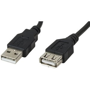 Cable Usb 2.0 A-male To A-female Xtc-301