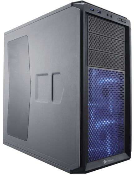 Case Gaming Atx Corsair Carbide 230t Black