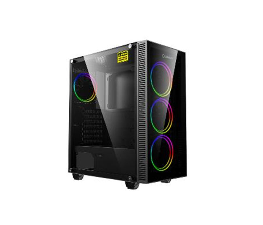 Case Atx Gaming Myo Myo-g650 Argb