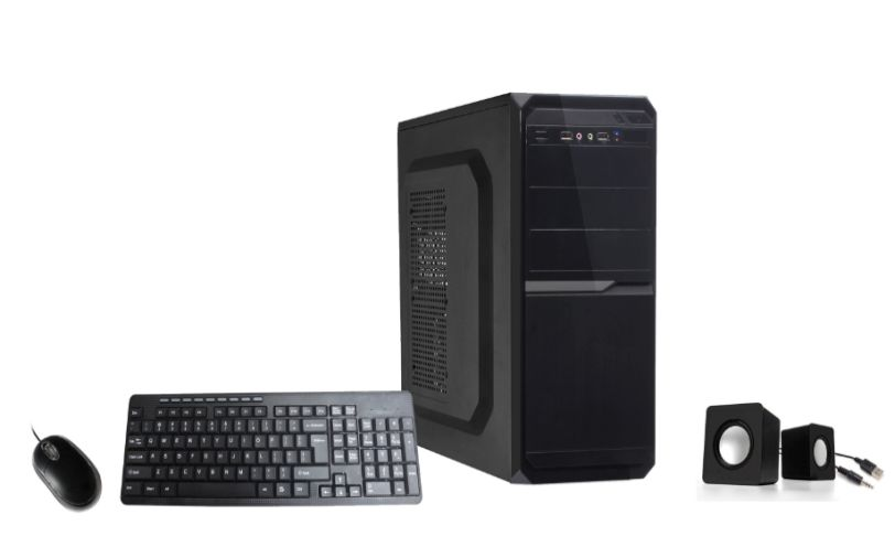 Case Gaming Atx Xtech Cs706xtk01 Combo