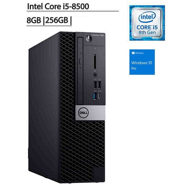 Comp. Dell Optiplex 3060 Sff New 8500