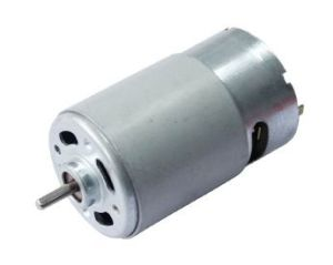 Custom Motor Scanner Dc 24v Double Shaft