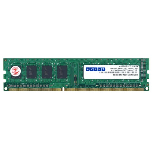 Dimm 8.0 Gb Ddr3-12800 Mushkin Essentials