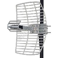 Hyperlink Hg2415g-nf Hypergain 15dbi Grid Antenna 2.4ghz N-female