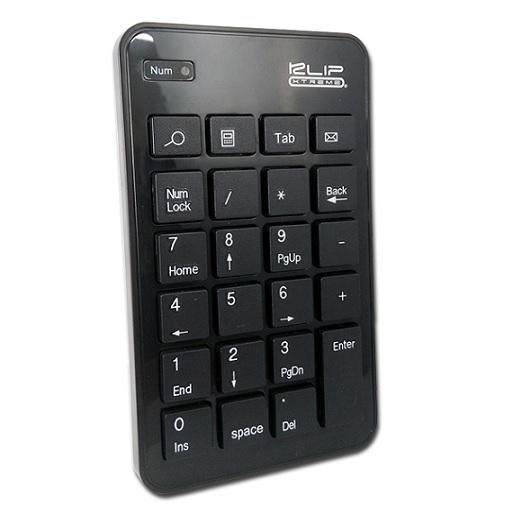 Keypad Klipx Usb Multimedia Knp-110 Wireless