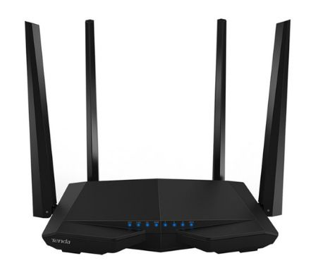 Lan Router Tenda Wireless Ac6 Ac1200